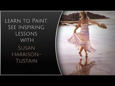 How To Watercolor - Watercolor Lessons with Susan Harrison-Tustain - YouTube