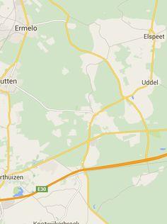 Fietsroute - Heerlijk fietsen over de West-Veluwe ~ Fietsenwandelweb.nl