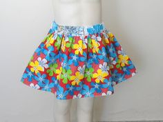 Dress your little girl up in the spirit of the holiday season with this reversible skirt. Let her twirl, dance and play around. W...
