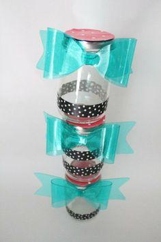 DIY baby food jar decorative containers + $100 giveaway #diy #target #babygift