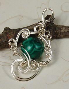 Wyrding Studios: fine art wire jewelry by Kythryne Aisling