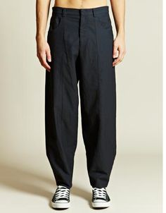 Suspender Trouser Company Men's Wide Leg Trousers From AW 12 Collection In Blue Mens Wide Leg Trousers, Sup Girl, Fashion D, Menswear, Casual, Outfit, Pants, Clothes, Traditional Chinese