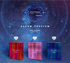 "TWICE 4th Mini Album ""SIGNAL"" K-POP CD+Photobook+Photocard+Poster+Pre-order Card #Pop"