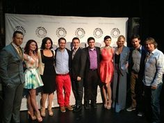 OUAT Crew at Paley Fest