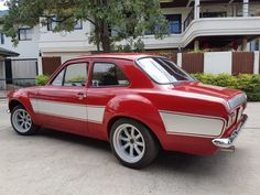 Ford Escort with a SR20DET inline-four