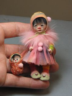 Melly Her Clown Dolly