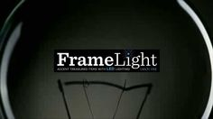 Larson-Juhl Introduces FrameLight, a unique shadowbox display featuring recessed LED lighting.