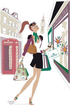 Love to Shop ‿✿⁀  ~~Charlotte du jour