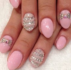oh my sweet goodness. short nail ideas