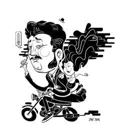 bikers =D