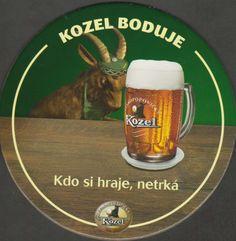 Beer coaster velke-popovice-70 Beer Mats, Beer Coasters, Brewery, Drink, Mugs, Tableware, Collection, Beverage, Dinnerware