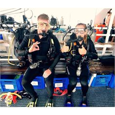 All the gear and no idea. Introductory scuba dive  #padi #scuba #poseidon #quicksilver #greatbarrierreef #portdouglas #queensland #tropicalnorthqueensland #TNQ #exploreTNQ #thisisqueensland #thisismyparadise #australia #seeaustralia by nadinemariewarburton http://ift.tt/1UokkV2