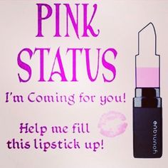 Ladies Ladies I'm Really Striving To Meet My Goal of Being Pink Status and Beyond. Can You Please Help A Sister Reach That Goal. No order is too small. One order may be the order I need to fill up this lipstick! We've got some great deals. Check them out!!! http://ift.tt/2pZP0VP  You can also shop straight from my biz page: Urworthit856  Thanks in advance!!! #pink #support #women #helpme #imhereforyou #status #special #friends #family #thankyou #appreciateyou #pinkstatus #journey #younique…