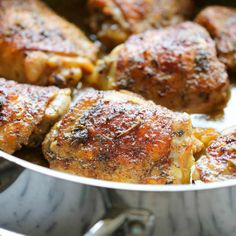 Pan Roasted Lemon Chicken by Damn Delicious