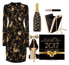 """Untitled #797"" by the-luxurious-glam ❤ liked on Polyvore featuring Naeem Khan, Oscar de la Renta and Marc Jacobs"