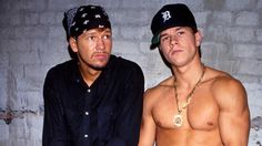 Before Marky Mark made girls swoon over his rock hard Calvin Klein clad abs, he was part of a gang while growing in Dorchester, Mass. Mark Wahlberg Young, Actor Mark Wahlberg, Donnie Wahlberg, Pretty Men, Beautiful Men, Pretty Boys, Mark Wahlberg Calvin Klein, Biography Film, Wahlberg Brothers