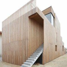 Atelier Ferret Architectures : La Pibale - ArchiDesignClub by MUUUZ - Architecture & Design