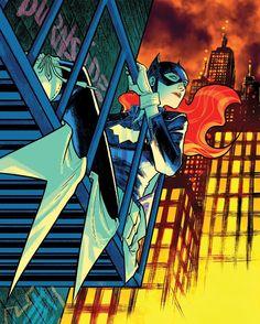 Batgirl by Francis Manapul