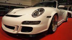 Porsche 911 dumped Typ 996 4S 2003 Tuning 3.6L 350ps, mehrteilige Rotifo...