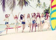 GGPM × Girls' Generation: Girls' Generation ALBUM 'PARTY' Teaser - Official PHOTO