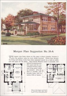 1923 Morgan Sash & Door - 20A
