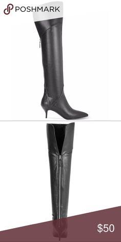 f16ff016ef6 Women s Nine West Heelium Brown Suede Boots Sz 6 NWT