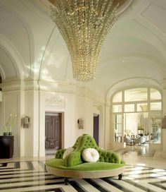 Delectable design at the Trianon Palace Versailles, A Waldorf Astoria Hotel