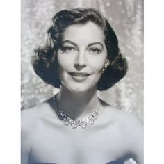 Check out this item at One Kings Lane! Ava Gardner by Virgil Apger