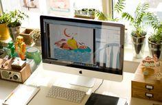 Redwale's Seren Cetacean Art Studio