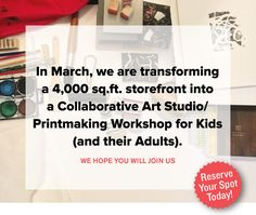 Image result for adult printmaking workshops