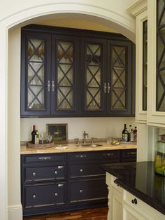 great butler's pantry