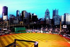 Pittsburgh Hotels, Pittsburgh Pirates, Pnc Park, Park Homes, Vacation Travel, Pens, Skyline, River, Facebook