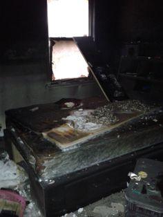 Public Adjuster Atlanta Home Inspection - Fire Damage Union City 04-22-2014 (1)