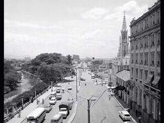 Avenida Colombia y Avenida de las Americas Cali Colombia anos 60_70