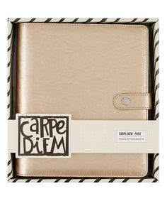 Look at this Platinum Posh A5 Planner Boxed Set on #zulily today!