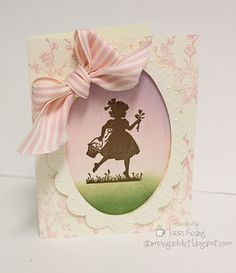 Easter Blossoms :: Confessions of a Stamping Addict