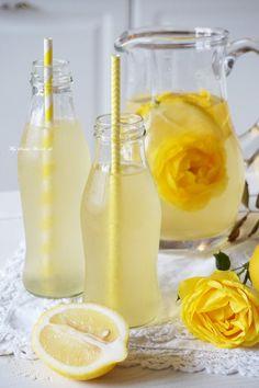 Rose Lemonade, Glass Of Milk, Drinks, Sweet, Food, Drinking, Candy, Beverages, Essen