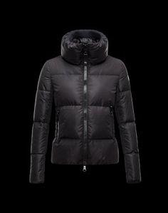 Doudoune Moncler Femme CHERY Noir En Ligne Outerwear Women, Outerwear  Jackets, Winter Jackets, 38644b1f2990