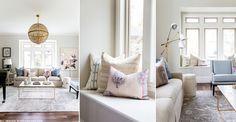 Get The Look: Luxe Living Room