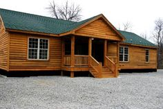 Rustic Single Wide Mobile Homes - Bing images