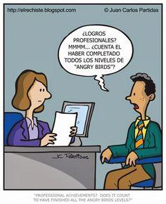 Entrevista de trabajo   #Humor #Empleo #RRHH #Seleccion #Orientacion #Feina