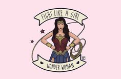 Linda/Wonder Woman. ❤️