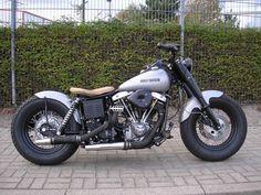 Old Style- Bike Mechanic - Service für HD Motorräder aus Wentorf
