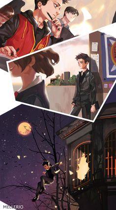 Gotham Academy | Damian Wayne