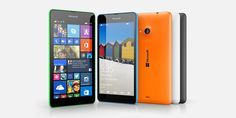 Launched on the 11th of October this year, Microsoft's Lumia 535 is the first handset by the software giant, and a first 'non-nokia' smartphone.