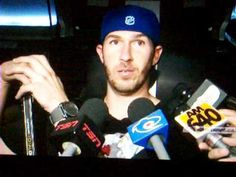 JP Arencibia - Hockey Mentality.. HE IS MY ULTIMATE FAVOURITE. EVER. :D