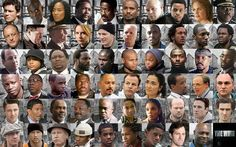 Quiet Pool Perspective: The Wire - Top 50 Characters