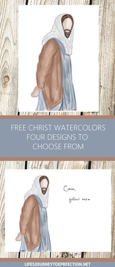 Life's Journey To Perfection: Christ Watercolor Printables and Handouts Pictures Of Christ Lds, Jesus Pictures, Womens Day Quotes, Saints, Lds Scriptures, Relief Society Activities, Names Of Jesus Christ, Lds Art, Lds Church
