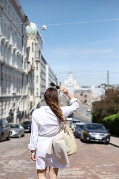 Char and the City Helsinki, City, Jackets, Beautiful, Fashion, Down Jackets, Moda, Fashion Styles, Cities