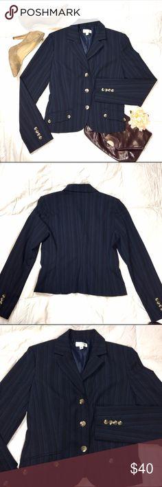 ❤️ISAAC MIZRAHI Blazer Navy Blue Blazer❤️ Gorgeous Navy blazer. So sophisticated!excellent condition! Isaac Mizrahi Jackets & Coats Blazers